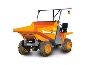High traction and high stability power buggies
